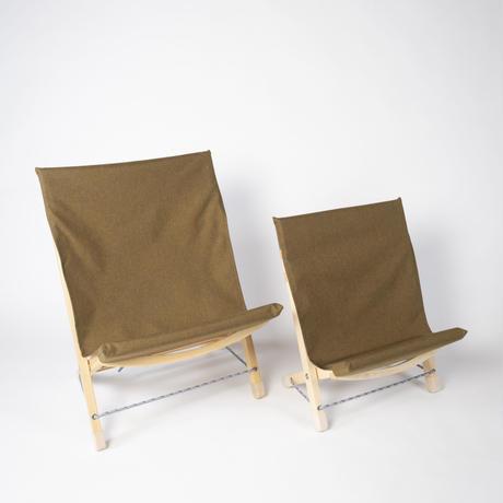pioneer plants / Owen's Chair mini (cotton-sumi )