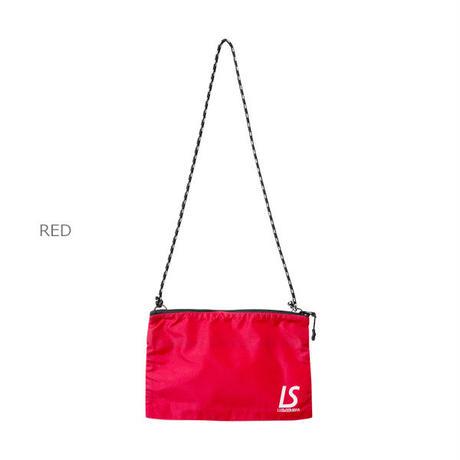 LUZ e SOMBRA LUZ PISTE SACOCHE BAG【RED】