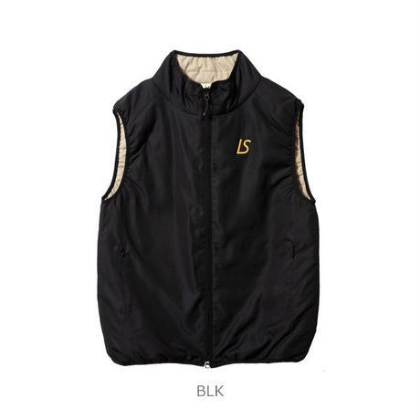 LUZ e SOMBRA inherit the Vest【BLK】