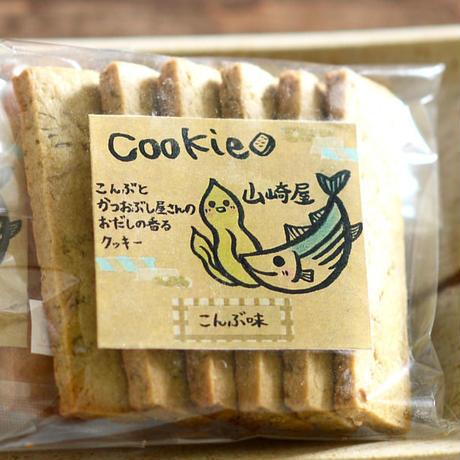 毎日新聞、令和2年1月16日に紹介されました!山崎屋特製 スイーツ 昆布クッキー (6本入)