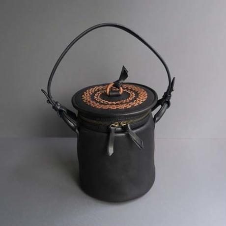 pot-round (black)