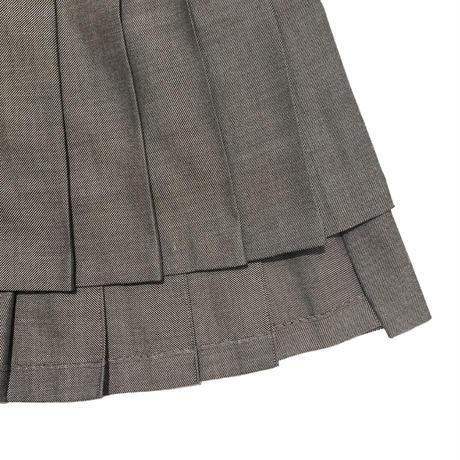 【ya-211004】pleats skirt