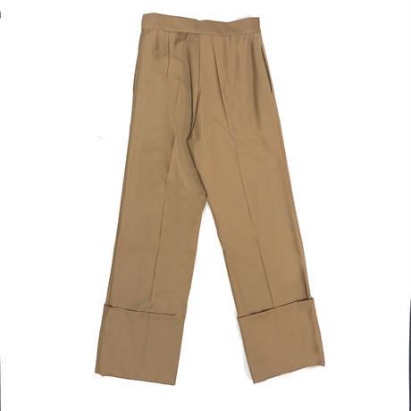 【ya-201012】_center press pants