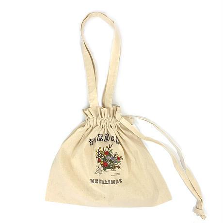 【4/中旬以降発送】『花束みたいな恋をした』コラボアイテム【ya_hanakoi_08】 bouquet tote bag