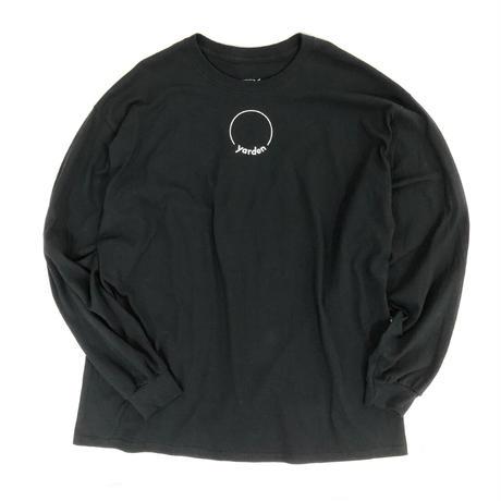 【ya-210012】_circle logo long T-shirt