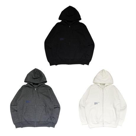 【ya-211013】_snow drop zip up foodie