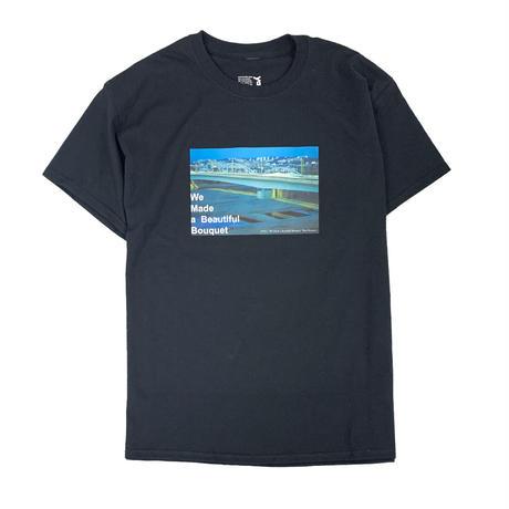 『花束みたいな恋をした』コラボアイテム【ya_hanakoi_02】river side T shirt