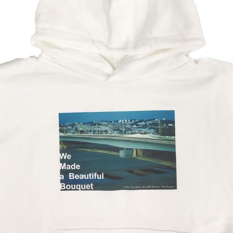 【4/中旬以降発送】『花束みたいな恋をした』コラボアイテム【ya_hanakoi_06】river side hoodie