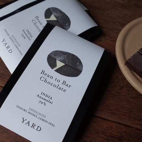 YARD Craft Chocolate - INDIA / Anamalai -