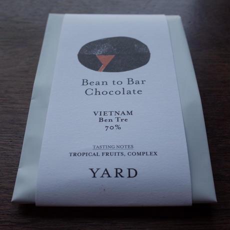 YARD Craft Chocolate - VIETNAM / BEN TRE-