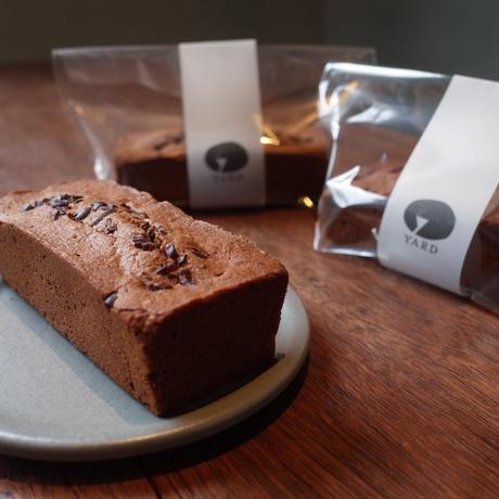 CHOCOLATE & POUND CAKE