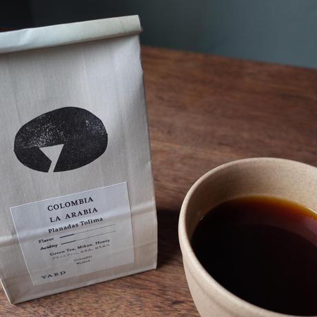 コーヒー豆 / COLOMBIA  La Arabia Organic / 150g