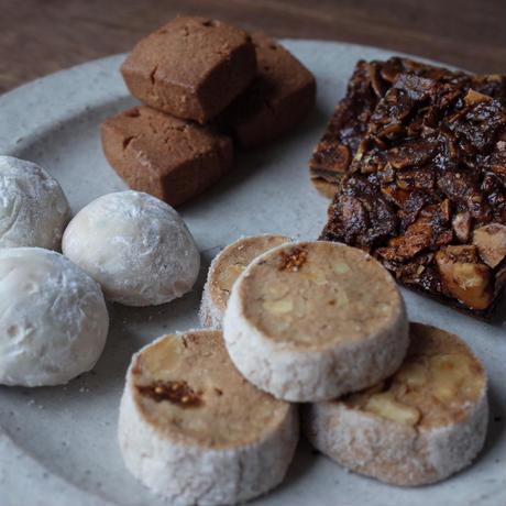 チョコレートショートブレッド/ Chocolate Shortbread