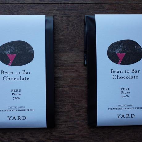 YARD Craft Chocolate - PERU / PIURA -