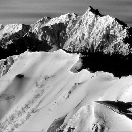 写真集『天空の槍ヶ岳』