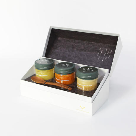 野菜ソムリエ畑ドレッシング 3種セット