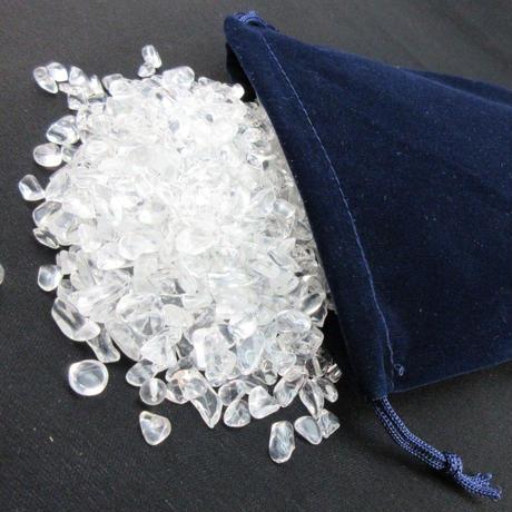 『聖別』特別浄化高級水晶さざれ1kg