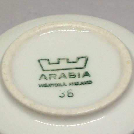 ARABIA(アラビア)/Sotka(ソツカ)/コーヒーカップ&ソーサー 01