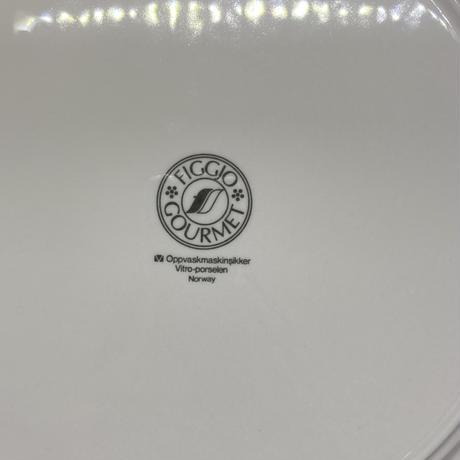 Figgjo(フィッギョ)/バードプレートφ25cm 02