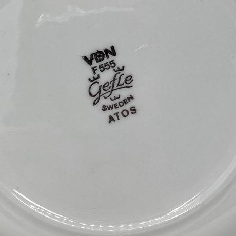 Gefle(ゲフレ)/Atos/プレートφ19cm 01