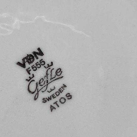 Gefle(ゲフレ)/Atos/プレートφ19cm 02