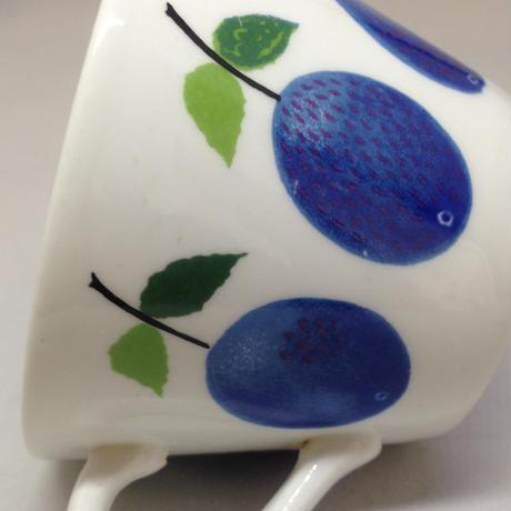 Gustavsberg(グスタフスベリ)/Prunus(プルヌス)/コーヒーカップ&ソーサー 01