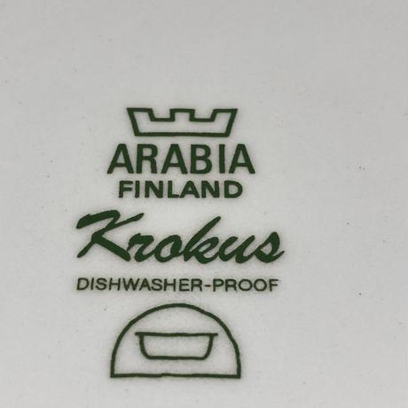 ARABIA(アラビア)/Krokus(クロッカス)/ボウル22cm 01