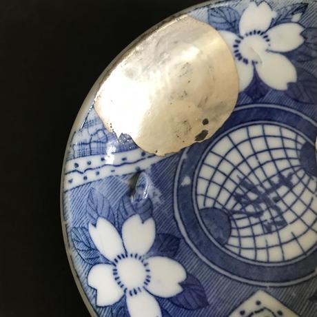 骨董の小皿 K-7