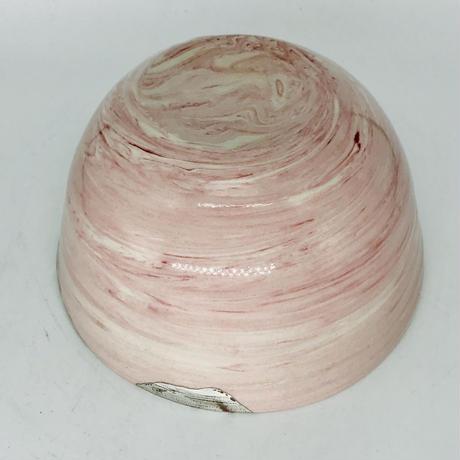 Pale pink  bowl C-64