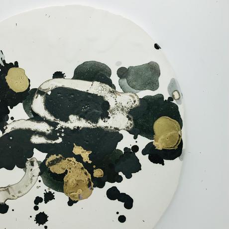Flat plate まるE