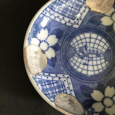 骨董の小皿 K-8