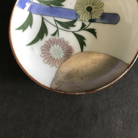 骨董の小皿 K-1