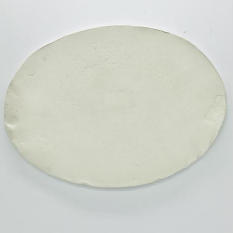 Flat plate  楕円2B