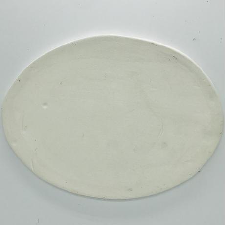 Flat plate 楕円2A