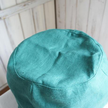 丸いバッグ  (緑色)