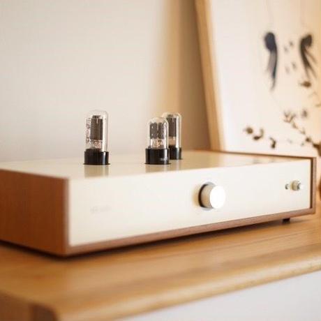 KG-amp (ivory×teak)