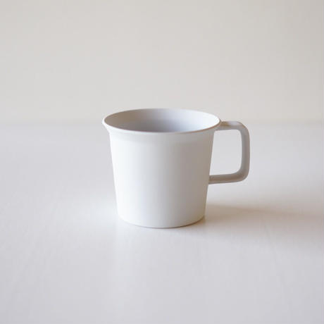 TY Coffee Cup Handle Gray