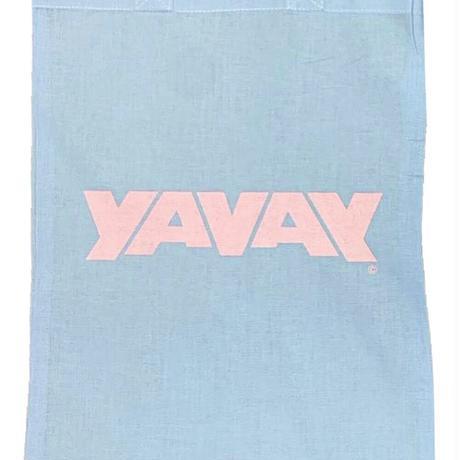レジ袋の代わりのYAVAYエコバッグ (まるでキキララ type)