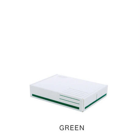 WORKER'S(ワーカーズ) PP BOX  (S) Green