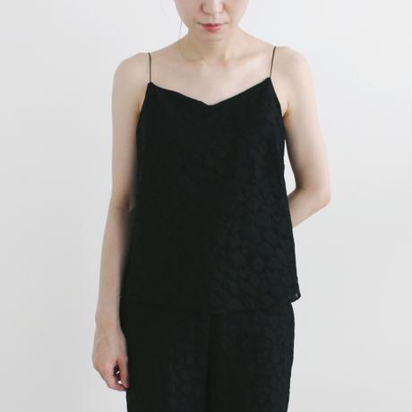 【予約商品】014051 / レオパードキャミソール
