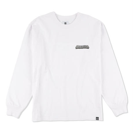 """THUMPERS NYC x BOOKWORKS """"MR WEATHER  L/S TEE"""""""