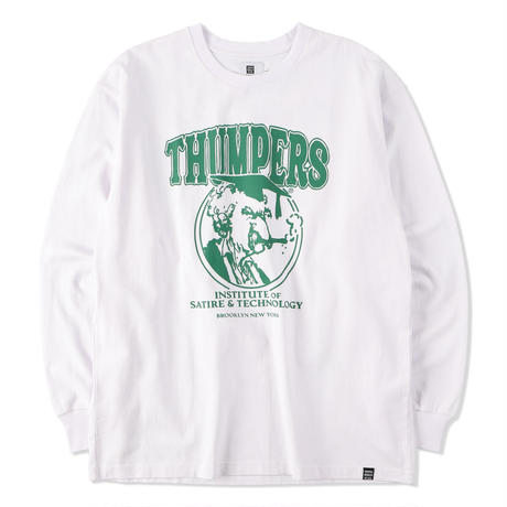 THUMPERS NYC Institute L/S TEE