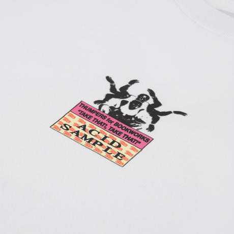 """THUMPERS NYC x BOOKWORKS """"EVERYONE EATS L/S TEE"""""""