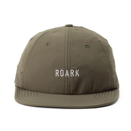 "ROARK REVIVAL""ROARK"" 6PANEL CAP - FLEXIBLE VISOR 3COLORS"