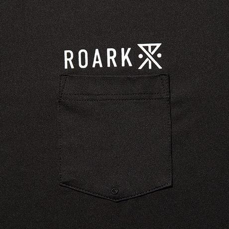 "ROARK REVIVAL""S/S RUSHGUARD POCKET TEE - QUICK DRY"""