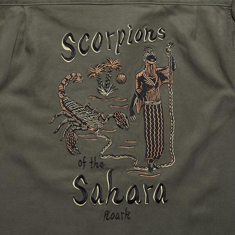 "ROARK REVIVAL ""SCORPIONS OF THE SAHARA S/S WOVEN"""