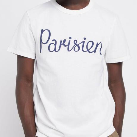 MAISON KITSUNE PARISIEN CLASSIC TEE-SHIRT 2COLORS