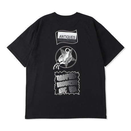 """THUMPERS NYC """"ANTIQUES S/S TEE"""" 2COLORS"""