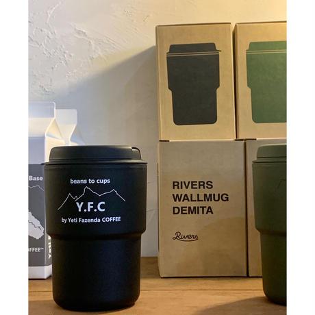 Yeti Fazenda COFFEE タンブラー  【BLACK】
