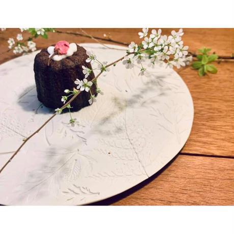サクラサク cannelé (さくらの咲く季節)